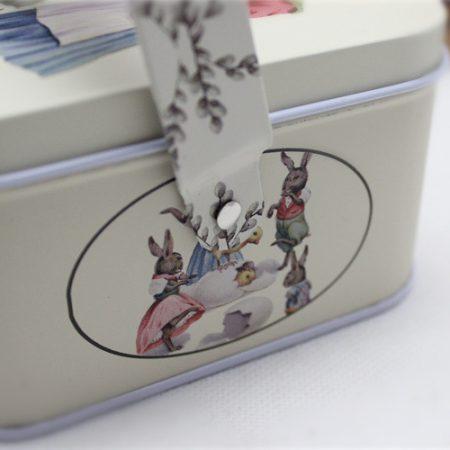 Peter Rabbit vintage case side